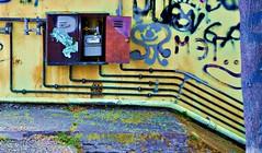Passeggiando sulle Mura Medicee - Walking over the Medicean Walls (Jambo Jambo) Tags: italy italia tuscany walls mura toscana grosseto maremma tubi muramedicee maremmatoscana nikond5000 jambojambo mediceanwalls