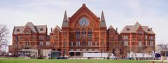 Cincinnati Music Hall (Travis Estell) Tags: ohio panorama cincinnati musichall washingtonpark overtherhine urbanpark cincinnatiparks cincinnatimusichall cincyparks washingtonparkotr cincymusichall