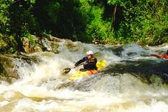 DSCF8325 (Lumire du soir) Tags: canoe correze kayack treignac comptition