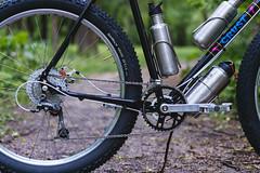 _DSC7818 (markreimer) Tags: crust df 26 bikes plus schmidt velocity rasta touring brooks xtr nitto chrisking shimano barend philwood dynamo cld dfl dually whiteindustries bikepacking 1x10