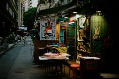 Sheung Wan, Hong Kong. (Andy Ip Gia Thien) Tags: street travel hongkong kodak portra film leica leicam6
