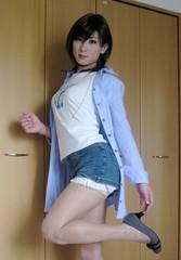 IMG_6961 (mimo-momo) Tags: japanese crossdressing transvestite crossdresser crossdress