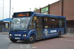 Rotala Group Diamond 20836 YJ54BUE (Will Swain) Tags: dudley bus station 26th may 2016 birmingham west midland midlands city centre buses transport travel uk britain vehicle vehicles county country england english rotala group diamond 20836 yj54bue