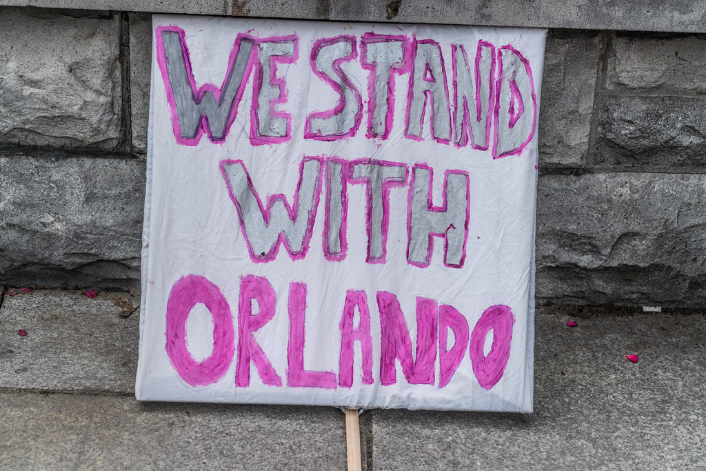 PRIDE PARADE AND FESTIVAL DUBLIN 2016 [WE STAND WITH ORLANDO]-118217