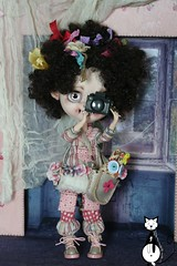 Next blythe for adoption: Miss Ouistiti