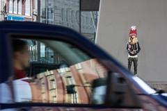 Surprised by Hipster-Chewy (michael_hamburg69) Tags: streetart pasteup germany deutschland starwars wheatpaste hamburg hipster may mai marshal chewbacca hansestadt marshalarts rdingsmarkt 2016 klebekunst urbanshit