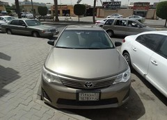 Toyota - Camry - 2014  (saudi-top-cars) Tags: