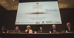 Panel Members Discuss the 2016 Global Nutrition Report (IFPRI-IMAGES) Tags: ellen dc washington districtofcolumbia panel sandra adams g jennifer meeting seminar research impact conference normal launch gnr booklaunch nutrition malnutrition 2016 endhunger jenniferadams ifpri hassink rogerthurow globalnutritionreport ellenpiwoz piwoz sandraghassink rolfklemm meerashekar