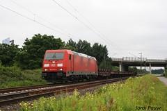 DBC 185-293 Meerbusch (Het Treinkanaal) Tags: db cargo trein treinen goederen meerbusch dbc staal walsdraad meerbuschosterath