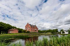 _DSC4244 (Robert Petersson) Tags: castle chateau gsevadholm gsevadholms slott stream vatten