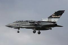 (scobie56) Tags: panavia tornado gr4 za398 2 squadron raf royal air force marham leuchars fife scotland 100th anniversary