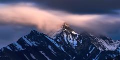 Sunset (dhugal watson) Tags: sunset peter lougheed provincial park canada alberta fuji xt1 50140 landscape mountain
