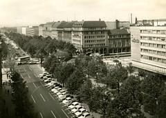 Berlin (Steenvoorde Leen - 1.8 ml views) Tags: berlin cards postcard hauptstadt card ddr 1973 berlijn ansichtkaart hoofdstad hauptstadtddr