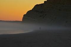 Praia Do Porto De Ms, Portugal (@qatusachmelova) Tags: sunsetting senset portugal algarve lagos praia beach