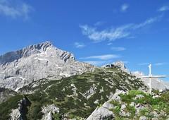 Alpspitze , Garmisch Partenkirchen , Germany (adr.vesa) Tags: panorama mountains nature berg germany bayern bavaria cablecar garmischpartenkirchen alpspitze osterfelderkopf