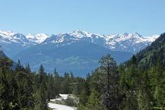 de Derborence vue sur les Alpes Valaisanes (luka116) Tags: montagne juin suisse paysage valais 2016 derborence