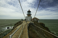 Point Bonita Lighthouse (NestorDesigns) Tags: pointbonitalighthouse sausalito california wideangle nikond700 nestordesigns nestorriverajr lighthouse landscape photography photoshop sky shore rock
