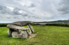 Altar Wedge Tomb - Co. Cork - Ireland (Valerio Fuoglio) Tags: hdr thebestofhdr