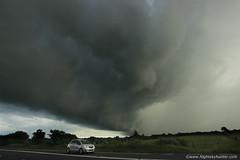 Mean Storm Structure 1 (Nightskyhunter On Flickr) Tags: uk storm weather clouds thunderstorm nireland stormchasing stormstructure glenshaneroad martinmckenna nightskyhunter