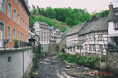 2300 (Bethie Inthesky) Tags: city river germany resort oldtown monschau halftimberedhouse