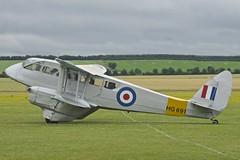 De Havilland DH 89A Dragon Rapide, HG691, Flying Legends 2016 (Peter Cook UK) Tags: show de flying dragon air airshow dh legends duxford rapide 2016 89a havilland hg691
