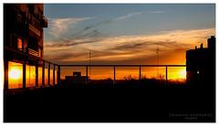 13/07/16 18:06 (Damian Garnero) Tags: winter sky glass skyline contraluz de atardecer edificios invierno gomez tarde vidrio horizonte antenas caada