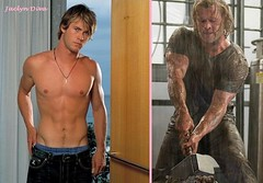 Young Hemsworth VS Old Hemsworth which one would you BANG LOL (Jaclyn Diva) Tags: chrishemsworth thorshammer chrishemsworthshirtless chrishemsworthpictures chrishemsworthgallery sexychrishemsworthpictures hunkchrishemsworth