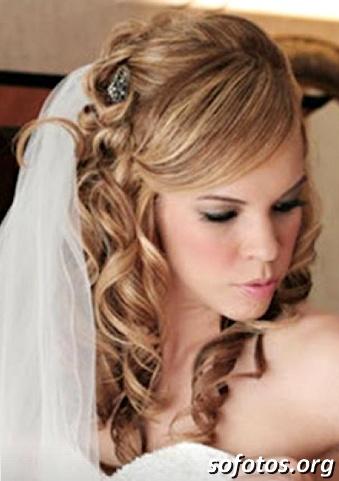 Penteados para noiva 193