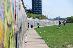 muro di Berlino, east side gallery (Marco_333) Tags: muro gallery side east berliner mauer berlino