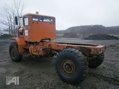Town of Arcade, NY 1964 Oshkosh M-series_3 (JMK40) Tags: ny truck town highway arcade government plow department v8 cummins municipal oshkosh 265 mseries