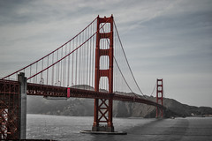 DSC_0137-2 (JamesGriffin,) Tags: red colour golden nikon gate san francisco