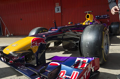 Red Bull RB9 (Boushh_TFA) Tags: red bull rb9 formula 1 one f1 circuit de catalunya montmel barcelona catalonia spain 2013 nikon d600 nikkor 24120mm f4 vr