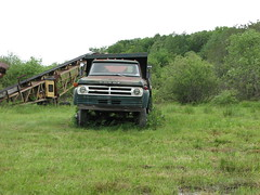 OLD DODGE IN THE FIELD (richie 59) Tags: auto trees usa abandoned overgrown field rural america truck outside us spring weeds rust automobile unitedstates 4x4 country rusty dumptruck headlights grill faded rusted vehicle dodge newyorkstate mopar autos modena automobiles obsolete 4wheeldrive wornout nystate fourwheeldrive rustytruck frontend hudsonvalley 2door dodgetruck rustedout fadedpaint ulstercounty greentruck rustyoldtruck twodoor motorvehicle mopars americantruck antiquetruck abandonedtruck midhudsonvalley olddodge 2013 ulstercountyny chryslercorporation 1960struck olddodgetruck ustruck oldrustytruck rustydodge dodge4x4 olddumptruck modenany rustydodgetruck richie59 oldmopars may2013 oldmopar 1970struck dodgedumptruck may252013 townofplattekillny townofplattekill