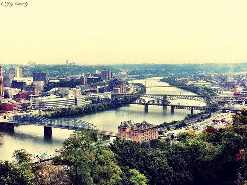 City of Bridges - Pittsburgh, PA