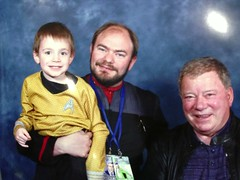 Meeting William Shatner