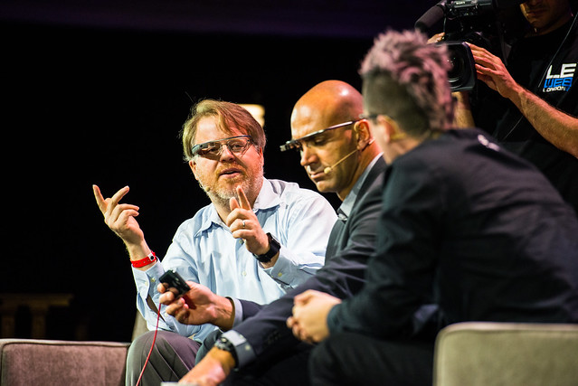 The Google Glass Phenomenon, Loic Le Meur, Robert Scoble, Ben Metcalfe-1312