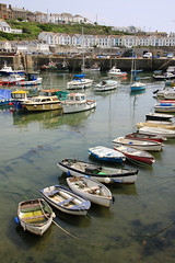 Porthleven Harbour, Cornwall, UK (iain read) Tags: sea port boats cornwall harbour cornish porthleven