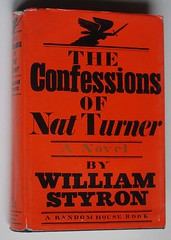 William Styron: The Confessions of Nat Turner (alexisorloff) Tags: books livres natturner williamstyron paulbacon alexisorloff