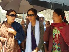 P1020355 More arrivals at Phyang festival Jul 6th PS  (peteshep) Tags: india ps ladakh arrivals phyang 2013 phiyang peteshep copyrightphoto phyangmonastery phayang fz200