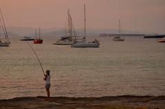 Formentera Sunset (juliaclairejackson) Tags: sunset nature golden heaven mediterranean magic ibiza eivissa magical formentera magichour goldenhour balearics formenterasunset