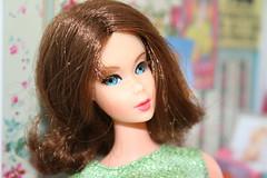 6 - lovely Marlo flip Barbie... (puppi17) Tags: 60s barbie diorama barbieclothes barbiefashion modfashion modbarbie 60sbarbie modbarbiefashion