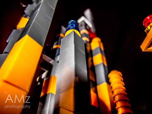 Lego Skyscrapers #2
