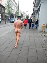 Reykjavík, Iceland (Seekdes (Mike in TO)) Tags: street naked nude freedom iceland europe capital north voyeur exhibitionist reykjavík 2013