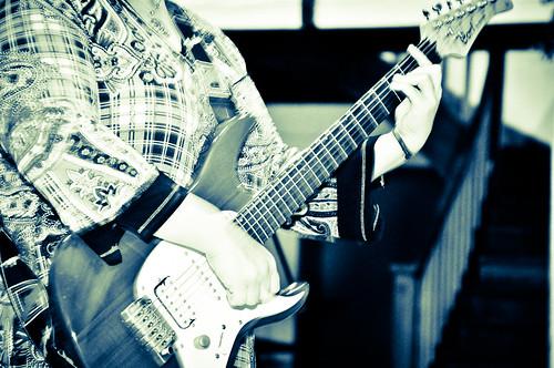 »Die Uschis rocken« (German rock band from Walsrode)