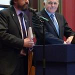 Dr Giovanni Dalla-Valle agus Jim Mather thumbnail