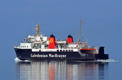 Calmac Ferry MV Isle OF Arran, Departing Ardrossan,    All rights are reserved, please do not use my photos without my permission (Time Out Images) Tags: ferry scotland clyde isle calmac arran firth ardrossan of
