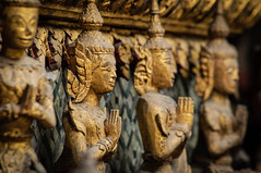 Detail from the Royal Barges, National Museum, Bangkok, Thailand (goneforawander) Tags: travel tourism museum thailand temple nikon asia bangkok buddhist south religion royal buddhism tourist historic east national backpacking southeast barge d90 goneforawander enzedonline