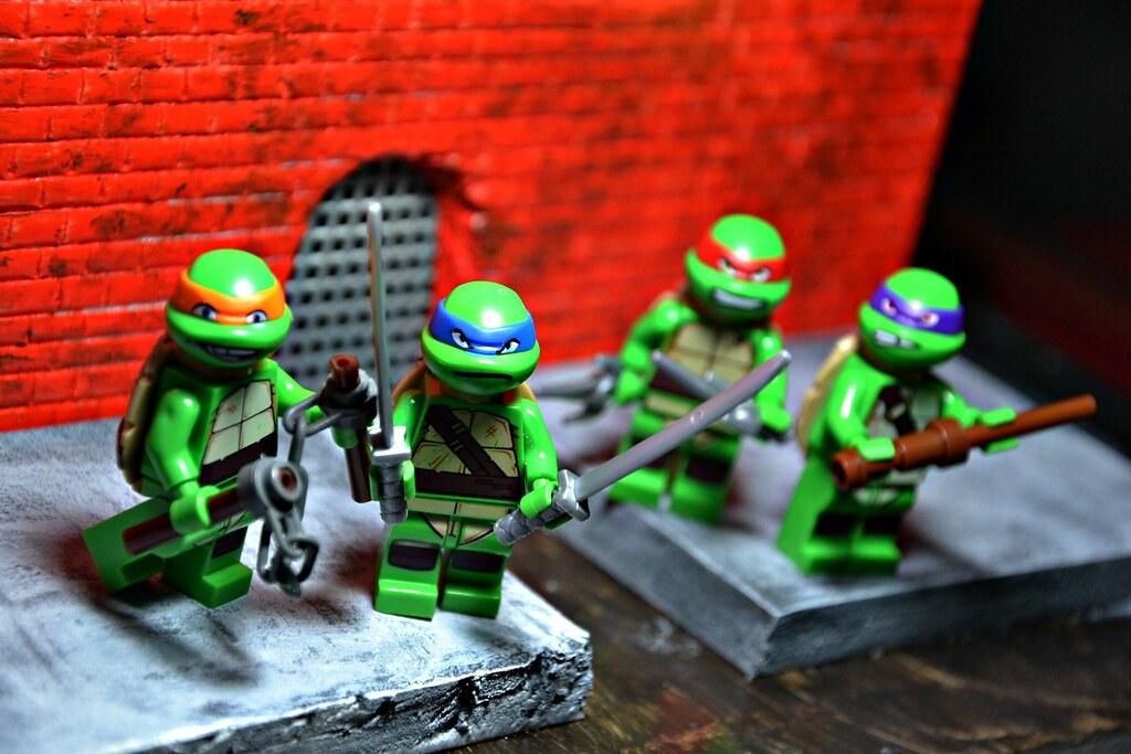 The World's Best Photos of shredder and splinter - Flickr ...