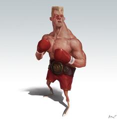 dolpho (lisu_lisu) Tags: design box character boxing drago