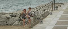 Shooting adriatique (www.darnoc.fr) Tags: mer photoshop canon eos vacances soleil femme sable t 70300mm plage italie lightroom adriatique 6d 70300 ef70300mmf456isusm photosderue eos6d